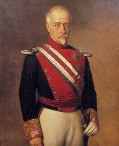 Francisco Javier Girón y Ezpeleta Duque de Ahumada. Fundador de la Guardia Civil en 1844