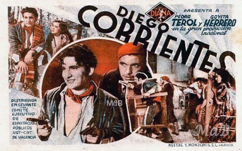 Bandolero Diego Corrientes