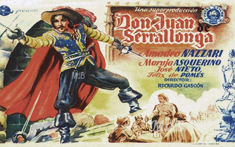 Bandolero Don Juan de Serrallonga