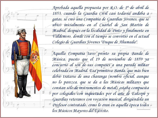 Historia de la Guardia Civil. Texto