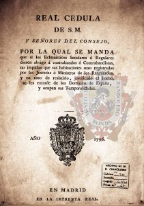 Orden de búsqueda de contrabandistas