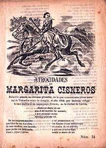 Margarita cisneros